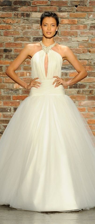 Hayley Paige Spring 2014 Wedding Dress