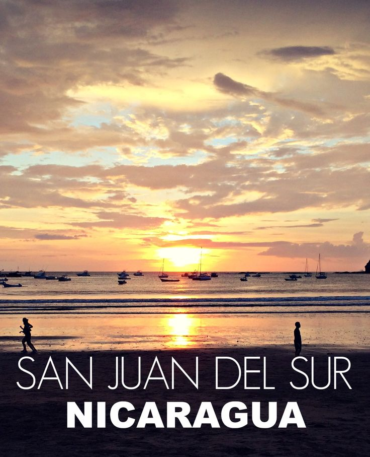 Everything I loved (and hated) about San Juan del Sur, Nicaragua...including the infamous Sunday Funday pool party! | The Mochilera Diaries #nicaragua #travel