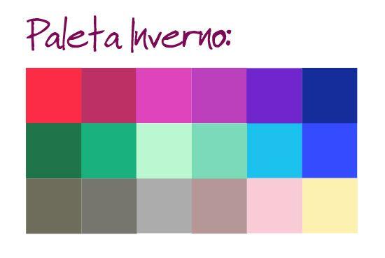 Blog da Mirez: Conheça sua coloração pessoal