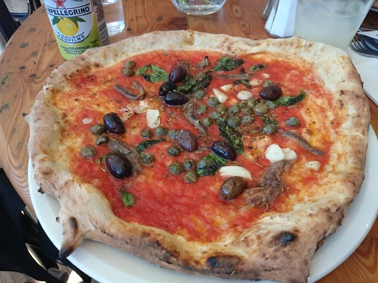 REVIEW: Fatto a Mano pizzeria, Brighton | The Graphic Foodie - Brighton food blog and reviews