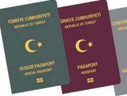 Bakan: Memurlara yeşil pasaport verilmesin!