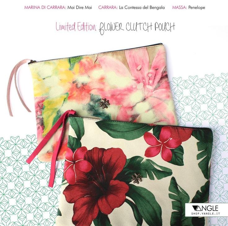 Limited Edition VANGLE <3 Flower Pochette