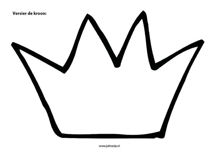 Versier de kroon