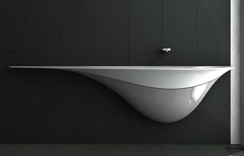 Veech-elegantly curved basin from Hasenkopf | deco NICHE