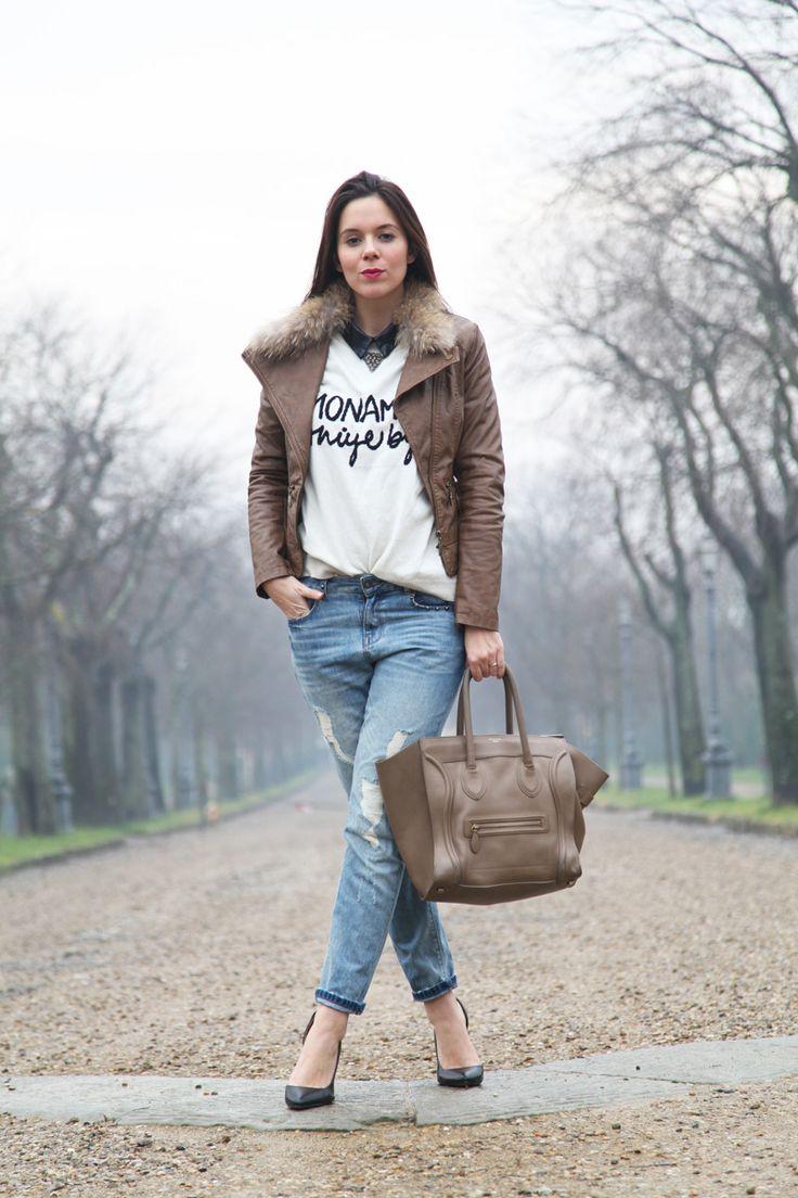 #fashion #fashionista @Irene Colzi borsa celine modello boston