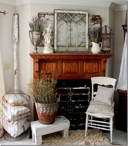 25 Best Ideas About Industrial Farmhouse On Pinterest: Best 25+ Industrial Fireplace Mantels Ideas On Pinterest