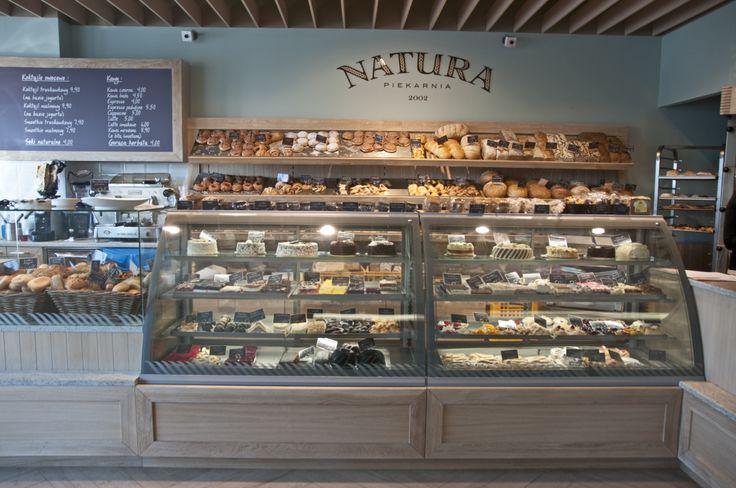 Półki pełne słodkości  #dessert #bakery #poznan