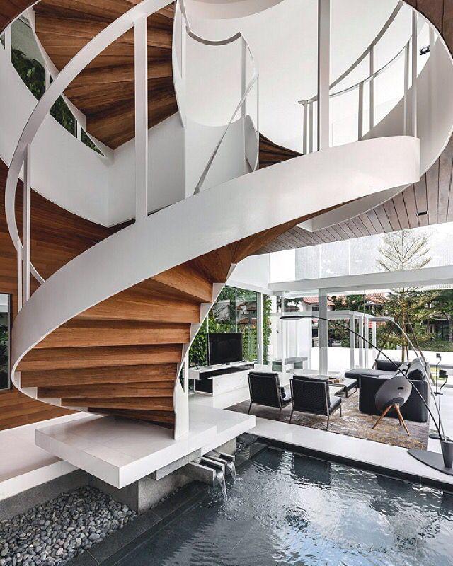 inside the u0027greja houseu0027 in singapore by