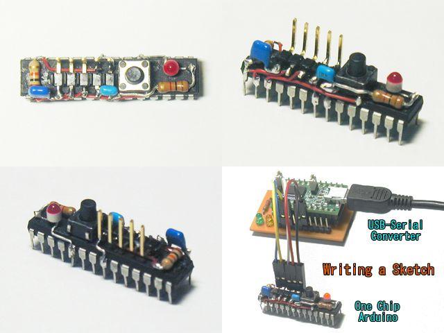One Chip Arduino