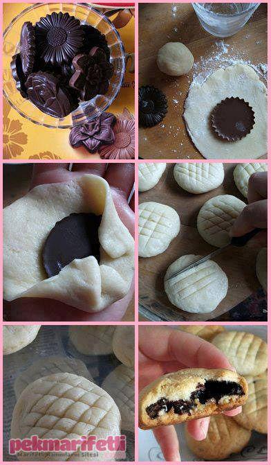 Biskrem kurabiye