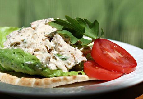 Celery seed (Recipe: chicken salad with mustard sauce and lovage) {The ...