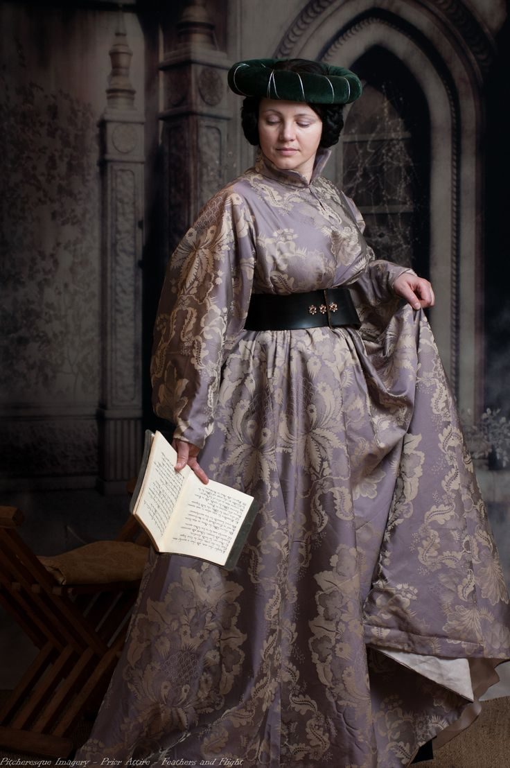 The most common mistakes in historical costuming/re-enactment – and how to avoid…