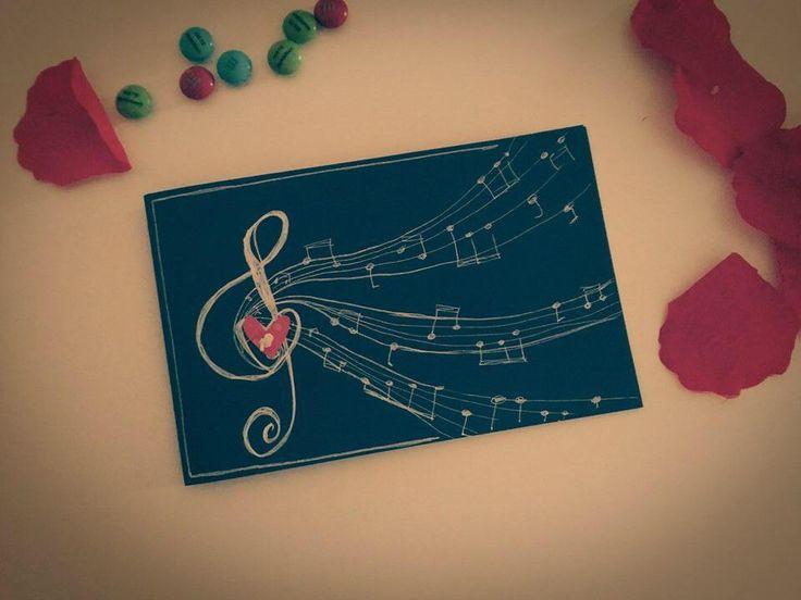 """""""Parole, Amore e Fantasia"""" - Biglietto San Valentino"""