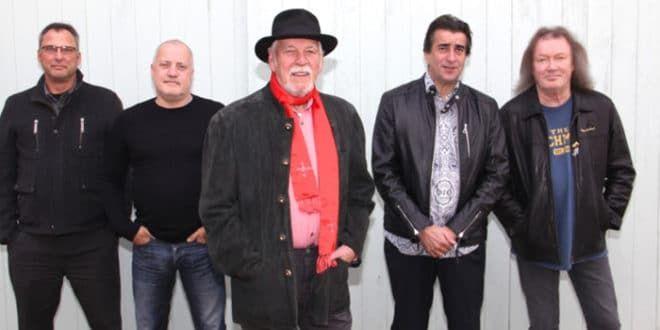 Procol Harum. Nuovo album e tour per i 50 anni di carriera