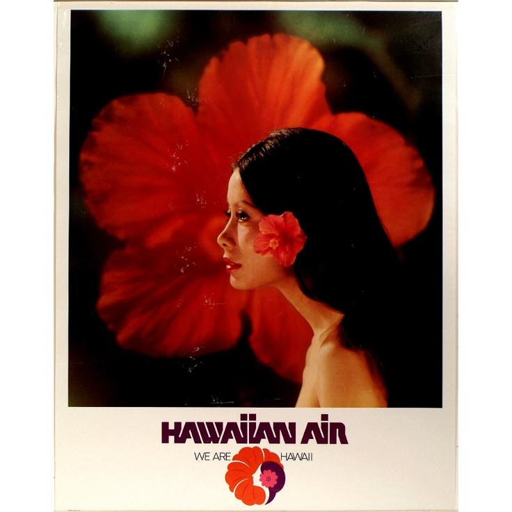 Hawaiian Air ~ Hawaii