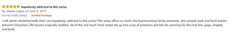 Thank you, Sharon Lopez, for the awesome Undertow review! So happy you loved it! https://www.amazon.com/gp/customer-reviews/R9W9C26N3BGEK/ref=cm_cr_getr_d_rvw_ttl?ie=UTF8&ASIN=B00PL245YO&utm_content=buffer5b4da&utm_medium=social&utm_source=pinterest.com&utm_campaign=buffer #IARTG #bookreview #asmsg