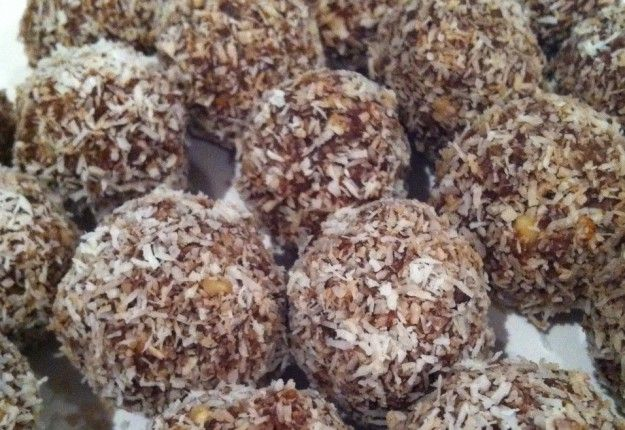 Malteser Choc Balls - Real Recipes from Mums