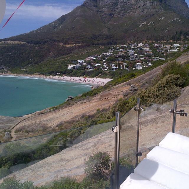 Lundudno Beach Cape Town SA