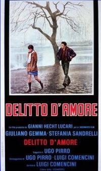 affiche  Delitto d'amore 348388