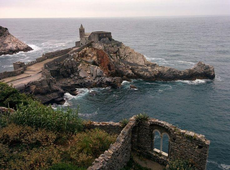 Portovenere coast