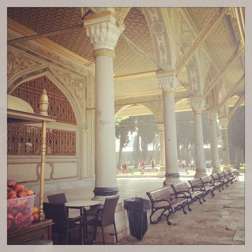 The Harem, Topaki Palace, Istanbul