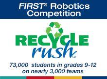 FRC Kickoff #Robotics