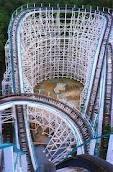 Where I learned.... my hubby is a coaster screamer!!!  Georgia Cyclone, Six Flags over Georgia