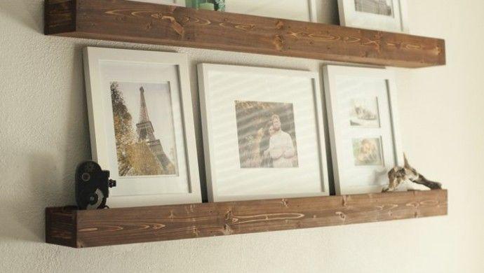 Die 25 besten fotowand gestalten ideen auf pinterest for Wohnzimmerwand gestalten