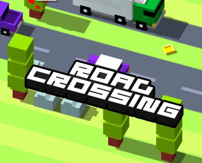 Road Crossing - Kurą Przez Ulicę