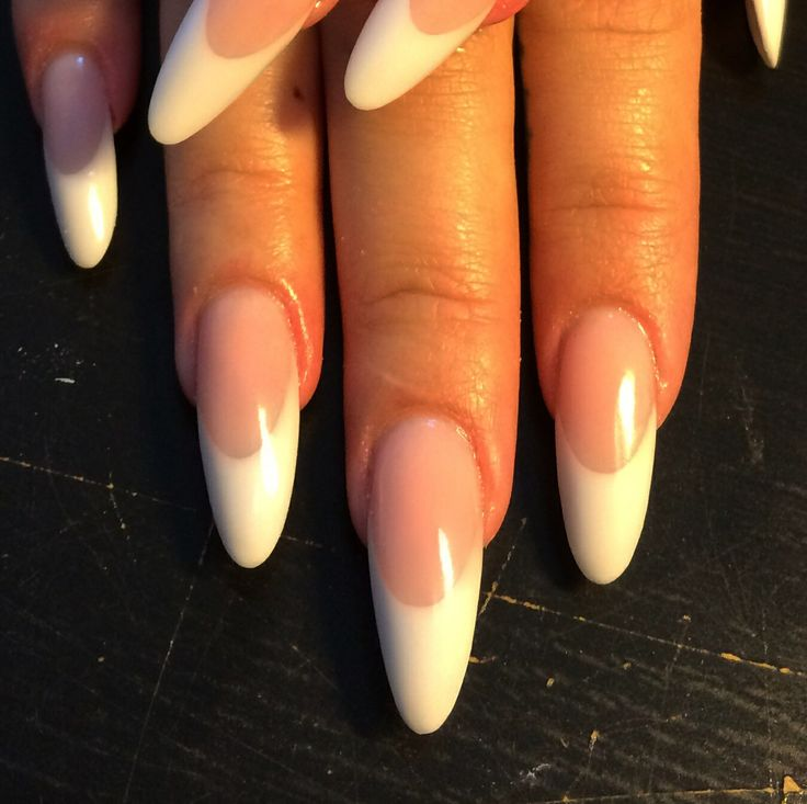 Almond Tip Nail Ideas ~ the best inspiration for design and color of ...