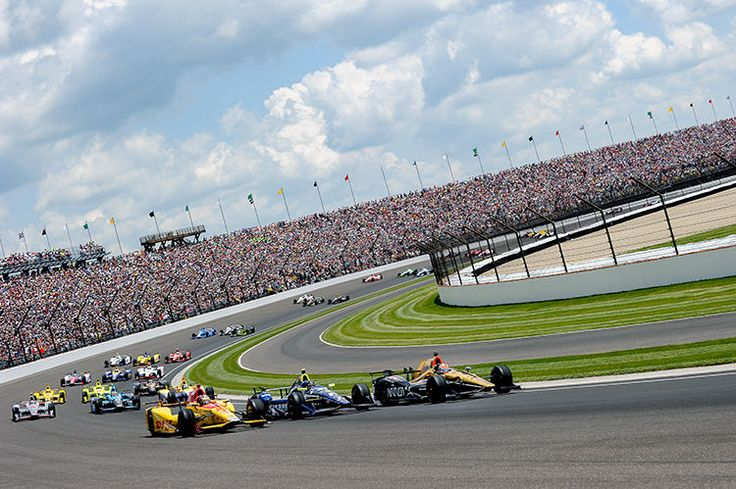 4 Tickets, Meet & Greet & More to the 101st Indianapolis 500 Mile Race