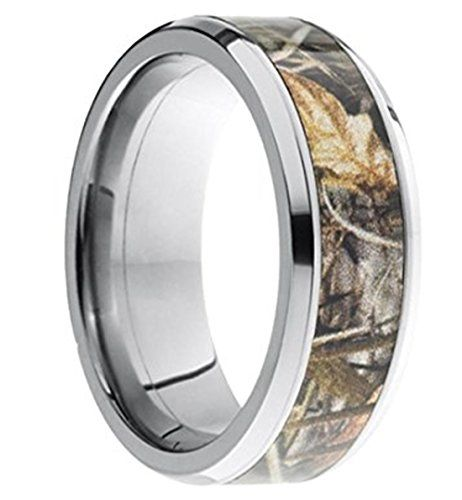 King Will 8mm Camouflage Hunting Mens Tungsten Ring Camo Step Edge Polished Wedding Band Trees Leaves(11) King Will http://www.amazon.com/dp/B00LEC1PG6/ref=cm_sw_r_pi_dp_Wr6ywb1EX0ZEY