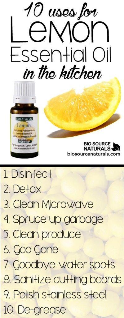 how to use lemon oil on skin