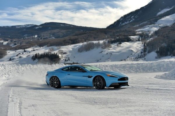 The Aston Martin On Ice will be hosted in the town of Crested Butte in the Colorado Rocky Mountains on February 20