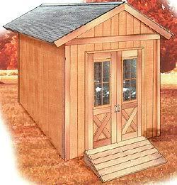 Build Your Dream Workshop: 23 Free Workshop and Shed Plans |