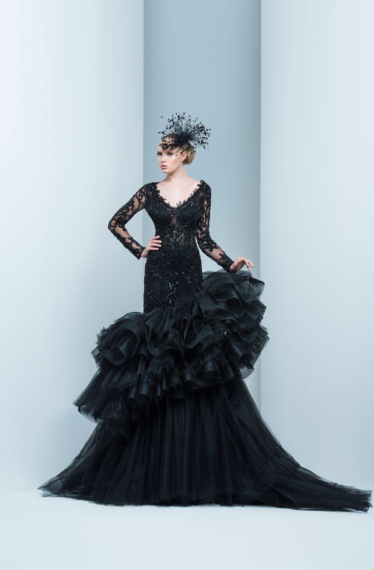53 best Marwan Khaled images on Pinterest | Party wear dresses, Fall ...