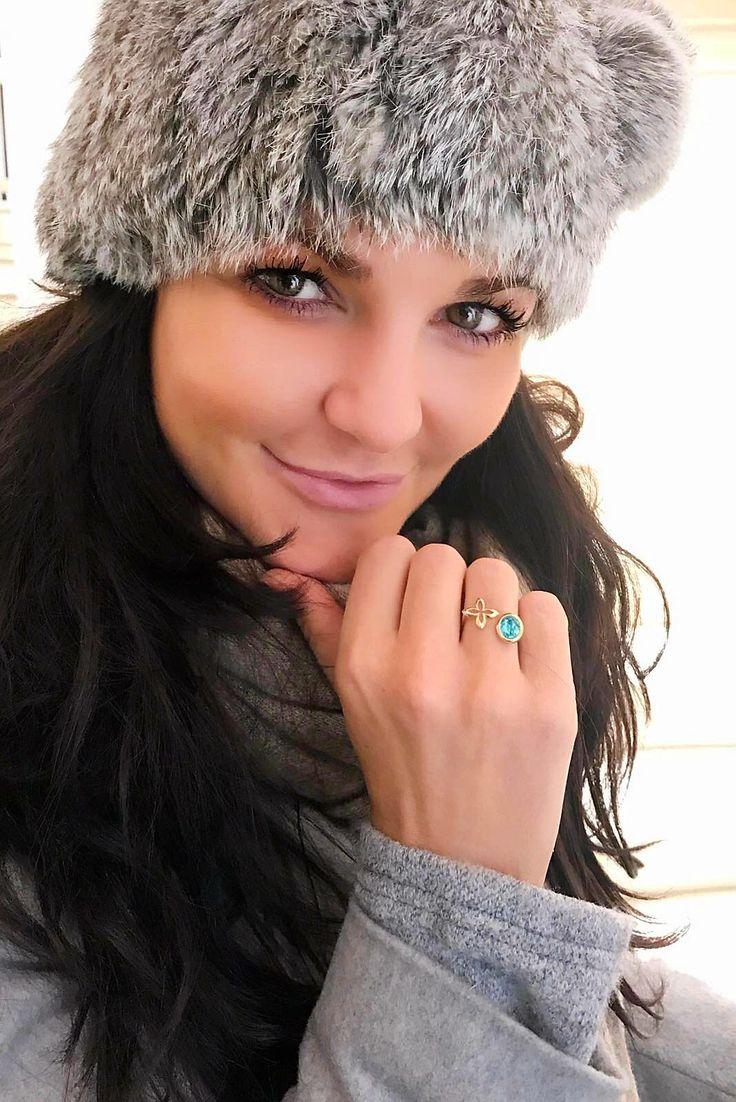 Agnieszka Radwańska #lilou #jewelry
