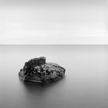 "Saatchi Art Artist Marcin Zuberek; Photography, ""Roman Helmet from the series: Strong Currents - Iceland | Edition 1 of 25"" #art"