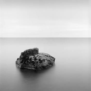 "Saatchi Art Artist Marcin Zuberek; Photography, ""Roman Helmet from the series: Strong Currents - Iceland 