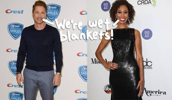 Rob Lowe & ESPN's Sage Steele DRAGGED For Complaining About The Anti-Immigration Ban Protest At LAX! - http://themostviral.com/rob-lowe-espns-sage-steele-dragged-for-complaining-about-the-anti-immigration-ban-protest-at-lax/