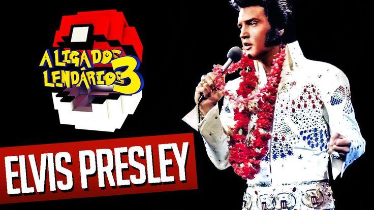 LIGA DOS LENDÁRIOS 3 #5 - Eu quero o Elvis nash