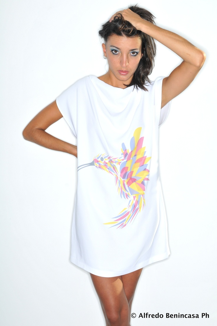 Hummingbird_ HanselGretel Viscose Printed Dress