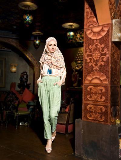 image01 #hijab#muslimah fashion