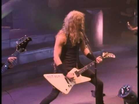 Metallica - Blackened [Live Seattle 1989] 720p HD