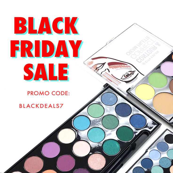 Our Black Friday Beauty Sale is all you ever wanted! :) Now is your time to stock up on your favorite beauty brands, lashes, brushes and more. Shop at - http://www.pick6deals.com/ PROMO CODE : BLACKDEALS7  #pick6deals #citycolor #lagirl #nyx #elf #nickak #beauty #brands #lashes #brushes #cosmetics #deals #sale #blackfriday #online #promo #promocode