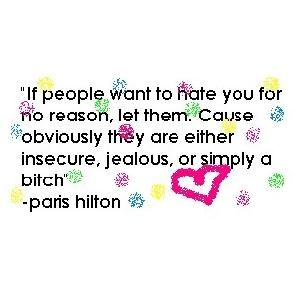 paris hilton quote Graphics and GIF Animations for Facebook