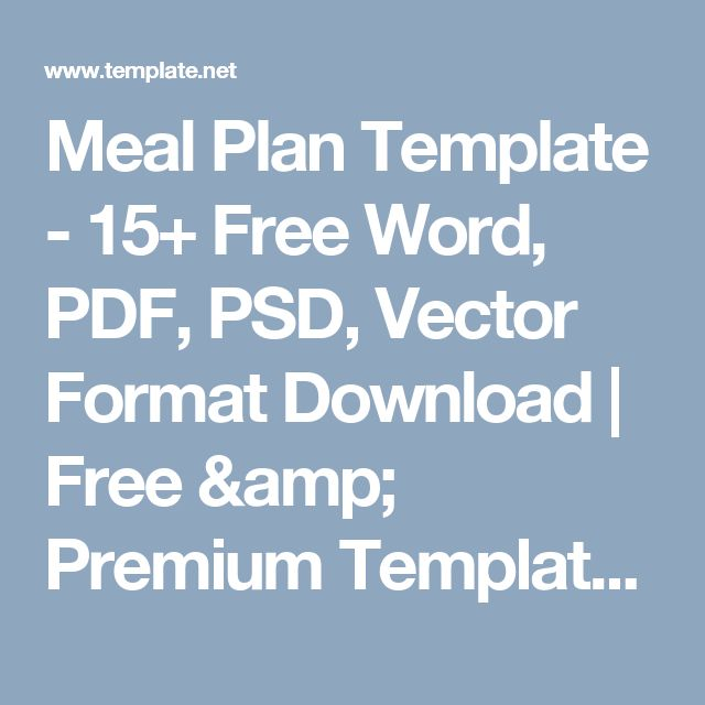 1000+ Ideas About Business Plan Template Word On Pinterest