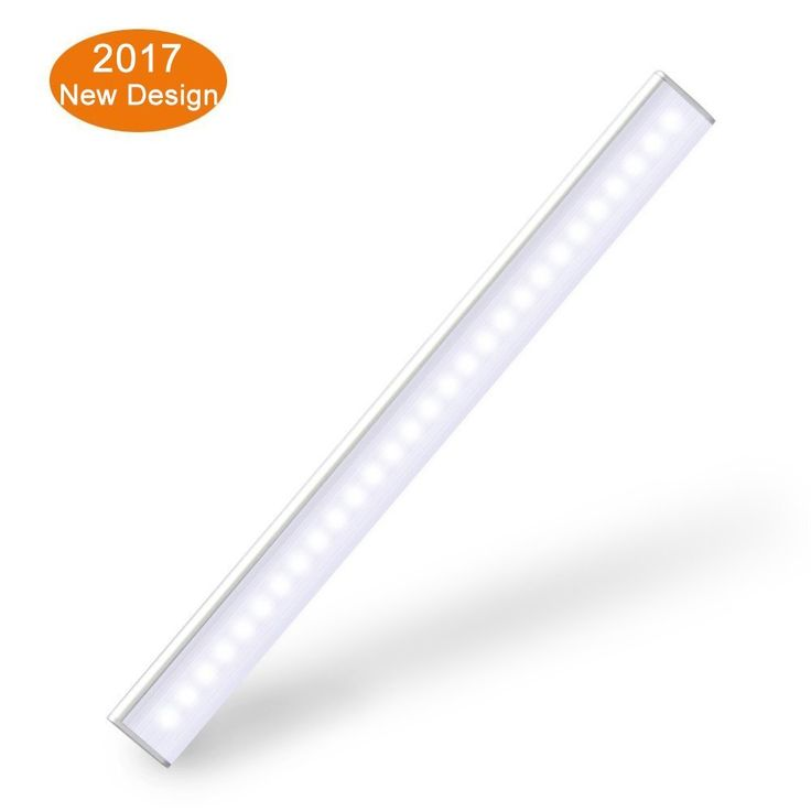 ==> [Free Shipping] Buy Best Rechargeable 27LEDs Motion Sensor Night Light White/Warm White 4 Modes Switch Wireless Closet Light for Cabinet Pantry Counter Online with LOWEST Price | 32721494367