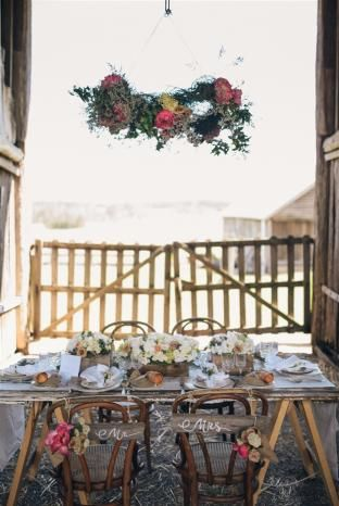 Rustic wedding styled by Sugar Coated Mama Photography by Red Moose Photography Shot at Tocal Homestead Flowers by Rosehip Flowers Confetti Fair is coming to town | WHITE Magazine