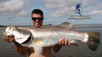 Northern Territory barramundi fishing at Dundee Beach - I'd like to go fishing here sometime late this year.